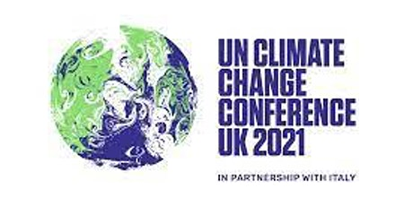 COP26 large call with Civil Society and Youth - PM session tickets