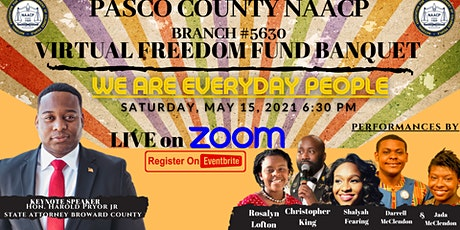 Pasco County 2021 Virtual Freedom Fund Banquet tickets