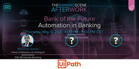 The Banking Scene Afterwork May 6 tickets