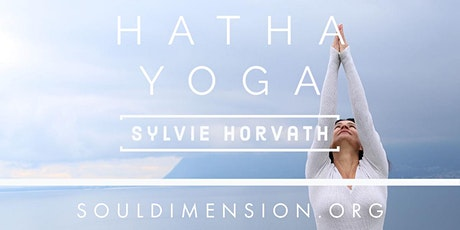 Sylvie Horvath • Hatha Yoga tickets