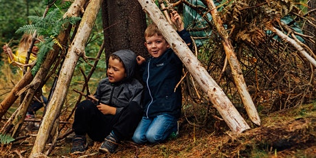 Wild Play 12 August - Survival and Navigation at Greno Woods (self-led) tickets