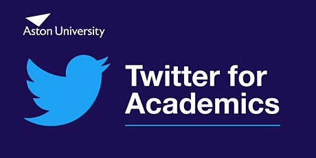 Twitter for Academics tickets