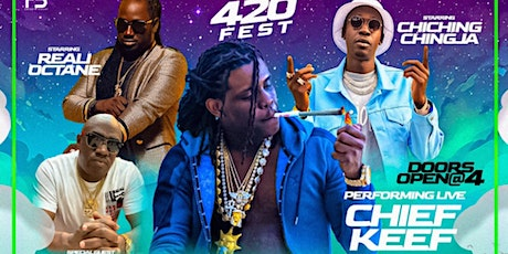1st Annual 420 Fest: Chief Keef Performing Live tickets