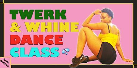 TWERK & WHINE DANCE CHOREOGRAPHY CLASS! SOCA SOCA SOCA tickets