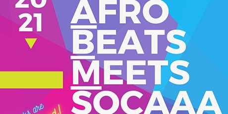 AFRIIICARIB Presents: Afrobeats meets Socaaa tickets