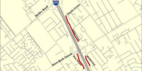 I-680 Soundwalls Project Virtual Community Information Meeting (Zoom) tickets