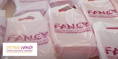 2021 Virtual Fancy Expo Swag Bag Pickup tickets