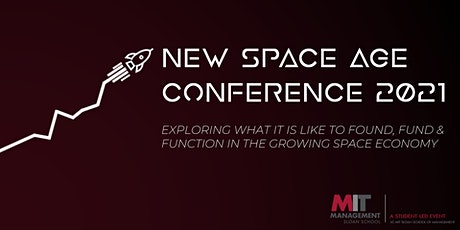 [VIRTUAL] MIT Sloan New Space Age Conference 2021 tickets