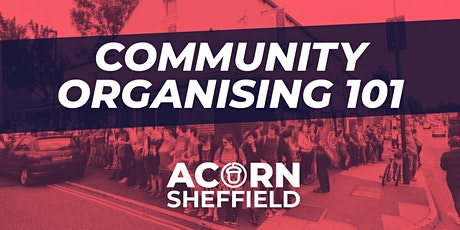 ACORN's Community Organising 101 | Festival of Debate tickets