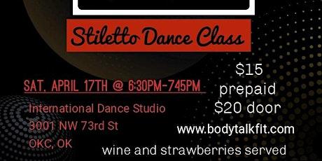 Oklahoma City- 'U 2 Luv' Dance Class tickets