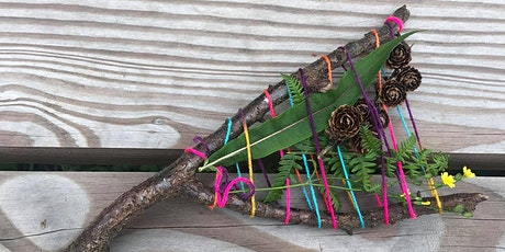 Wild Play 17 August - Nature Art at Ecclesall Woods  (self-led) tickets