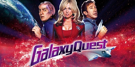 Backyard Movies: Galaxy Quest tickets
