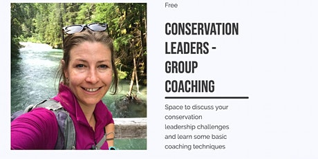 Conservation Leaders - group coaching tickets