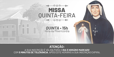 Hora da Misericórdia - Quinta-feira | 15 de Abril ingressos