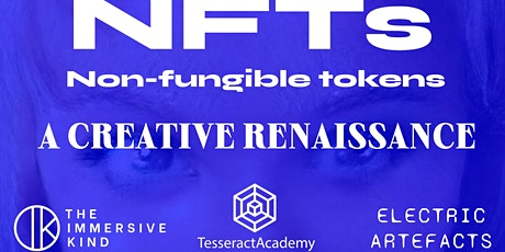 The AI and Creativity Meetup (Online) - NFTs, and art on the blockchain! tickets