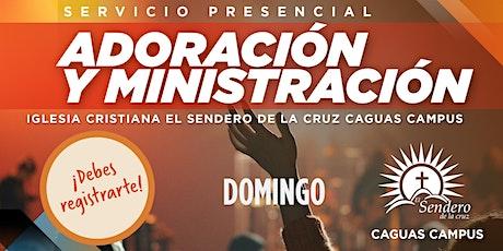 Servicio de Adoración Caguas Campus - 11am Abril 18, 2021 entradas