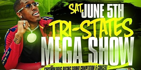 Tri-States MegaShow Saturday June 5th @ Cottonwood Dragway Hosted By Cory P tickets