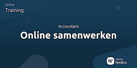 Accountant | Online samenwerken tickets
