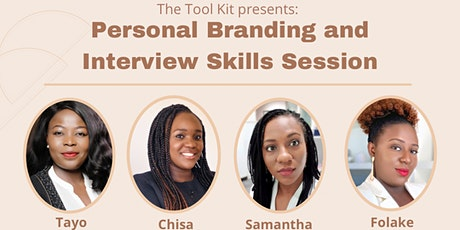 Personal Branding and Interview Skills Session tickets