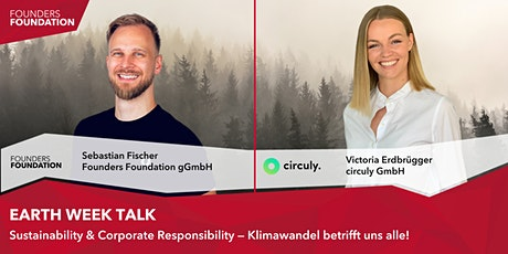 Virtual Earth Week Talk mit Victoria Erdbrügger Tickets