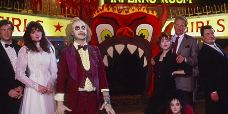 Backyard Movies:  Beetlejuice tickets