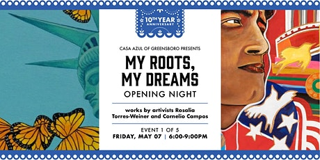 My Roots, My Dreams Series - Opening Night tickets