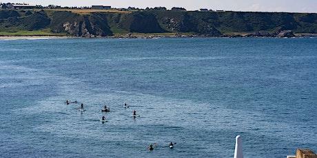 Cullen Sea School  Intermediate Kayak or Paddle Board Session tickets