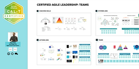 Certified Agile Leadership - Teams tickets