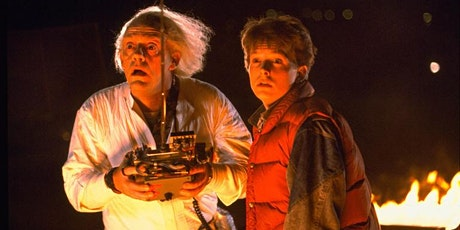 Backyard Movies:  Back to the Future tickets