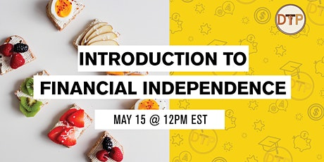 Brunch Session: Introduction to Financial Independence tickets