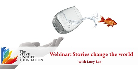 Stories change the world - Life Long Learning Webinar Series tickets