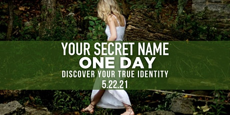 Your Secret Name One Day Event: Discover Your True Identity tickets