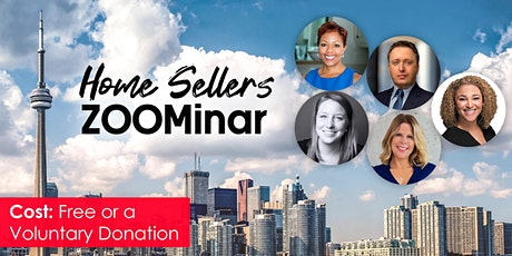 Home Sellers ZOOMinar 2021 (Free Workshop) tickets