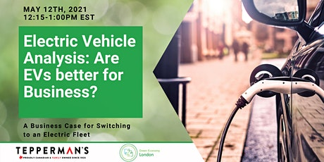 Electric Vehicle Analysis: Are EVs Better for Business? tickets