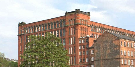 Monthly History Talk - Water Power in the Belper Mills tickets