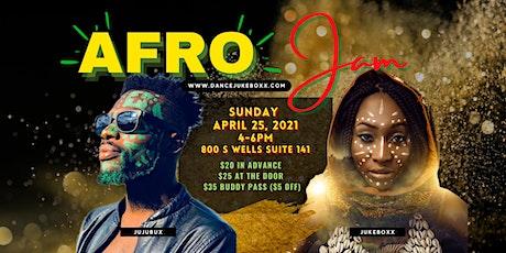 Afro Jam Dance Class tickets