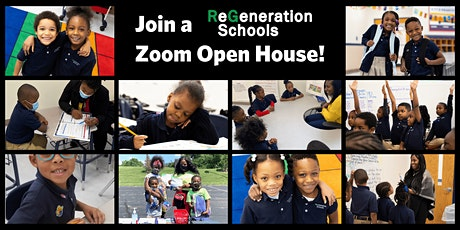 ReGeneration School Bond Hill Virtual Open House tickets