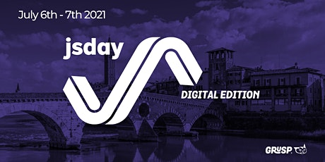 jsday 2021 Digital Edition Tickets