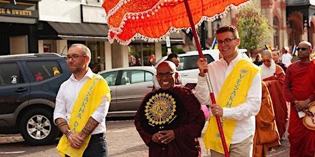 Life of the Buddha: Vesakha Celebration Month! Week 1 tickets