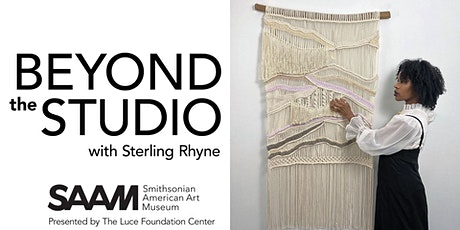 Beyond the Studio Virtual Workshop with Sterling Rhyne tickets