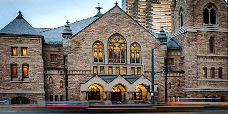 April 25, 2021 In-Person Worship at Trinity UMC, Denver, CO tickets