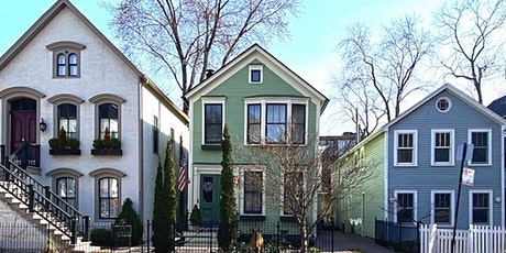 WORKERS COTTAGES OF OLDTOWN TRIANGLE - WALKING TOUR tickets