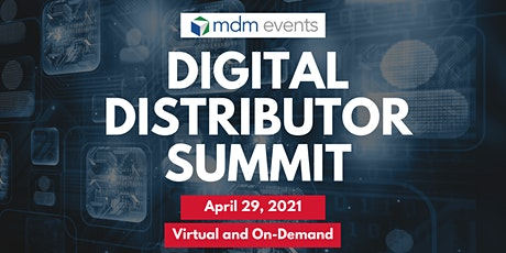 Digital Distributor Summit tickets