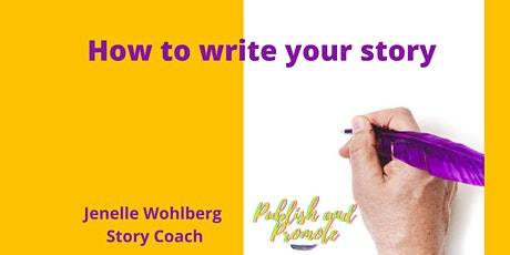 How to Write Your Life Story tickets