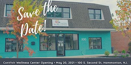 Con-Vivir Wellness Hub Opening Day tickets