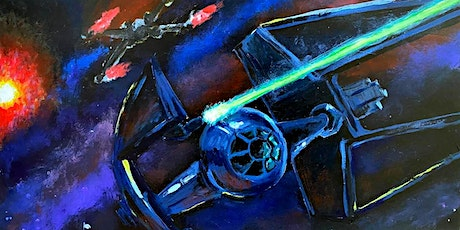 Easely Does It -Tie fighter- With Maria +14 day recording tickets