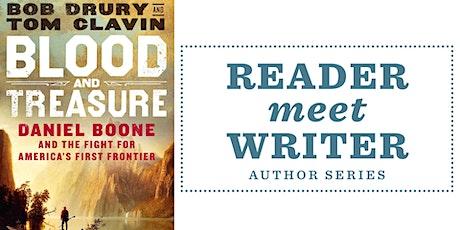 Reader Meet Writer | Bob Drury & Tom Clavin tickets