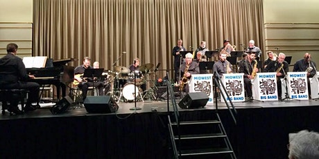 Midwest Big Band at Sunset Hill Farm tickets