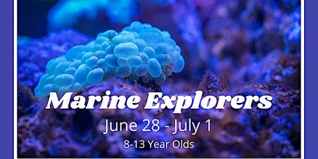 Marine Explorers 2021 tickets