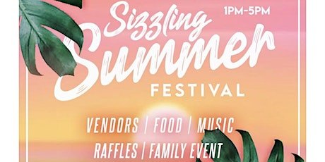 Summer Sizzle Festival tickets